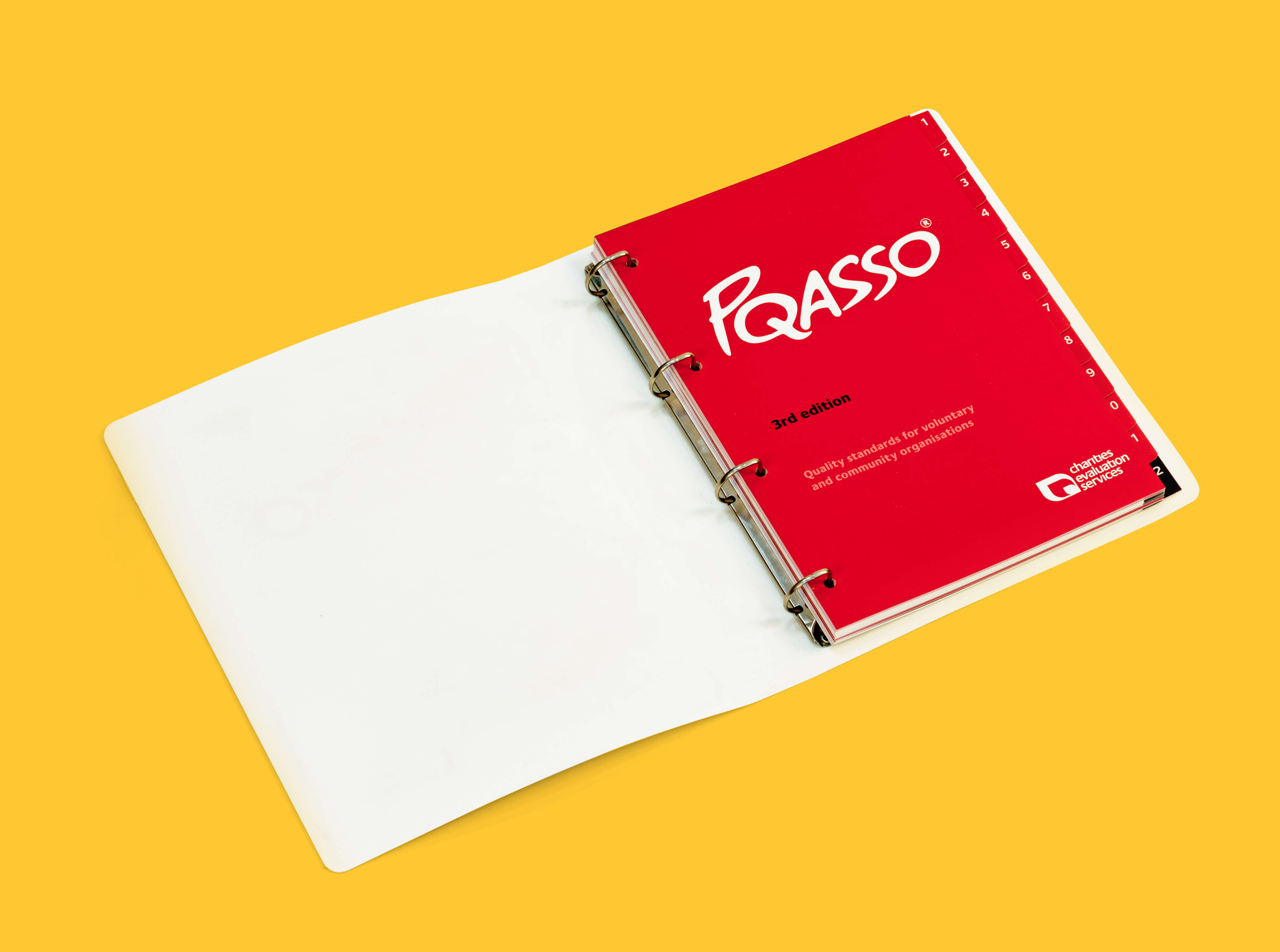 All types of Binders can be produced.