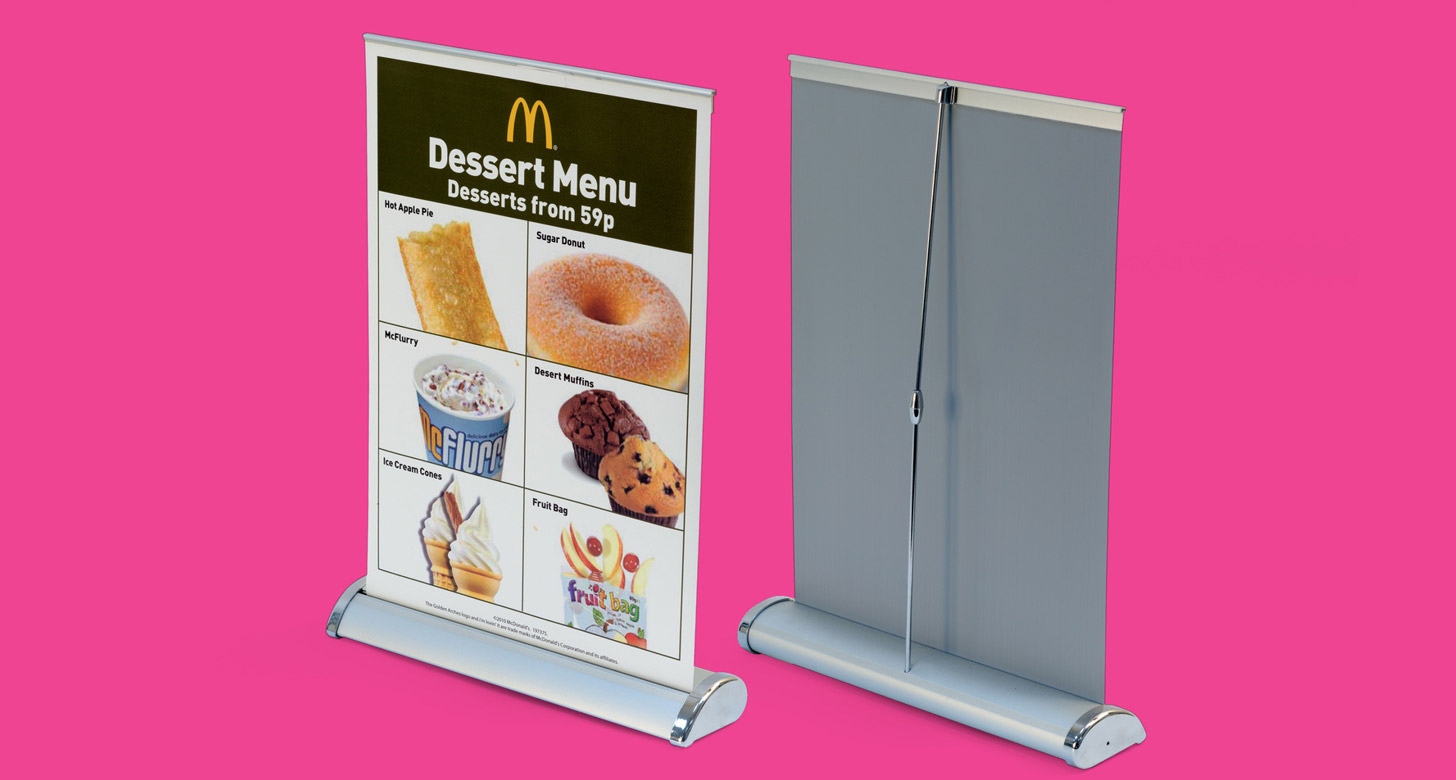 A3 Mini Pull Up Stand