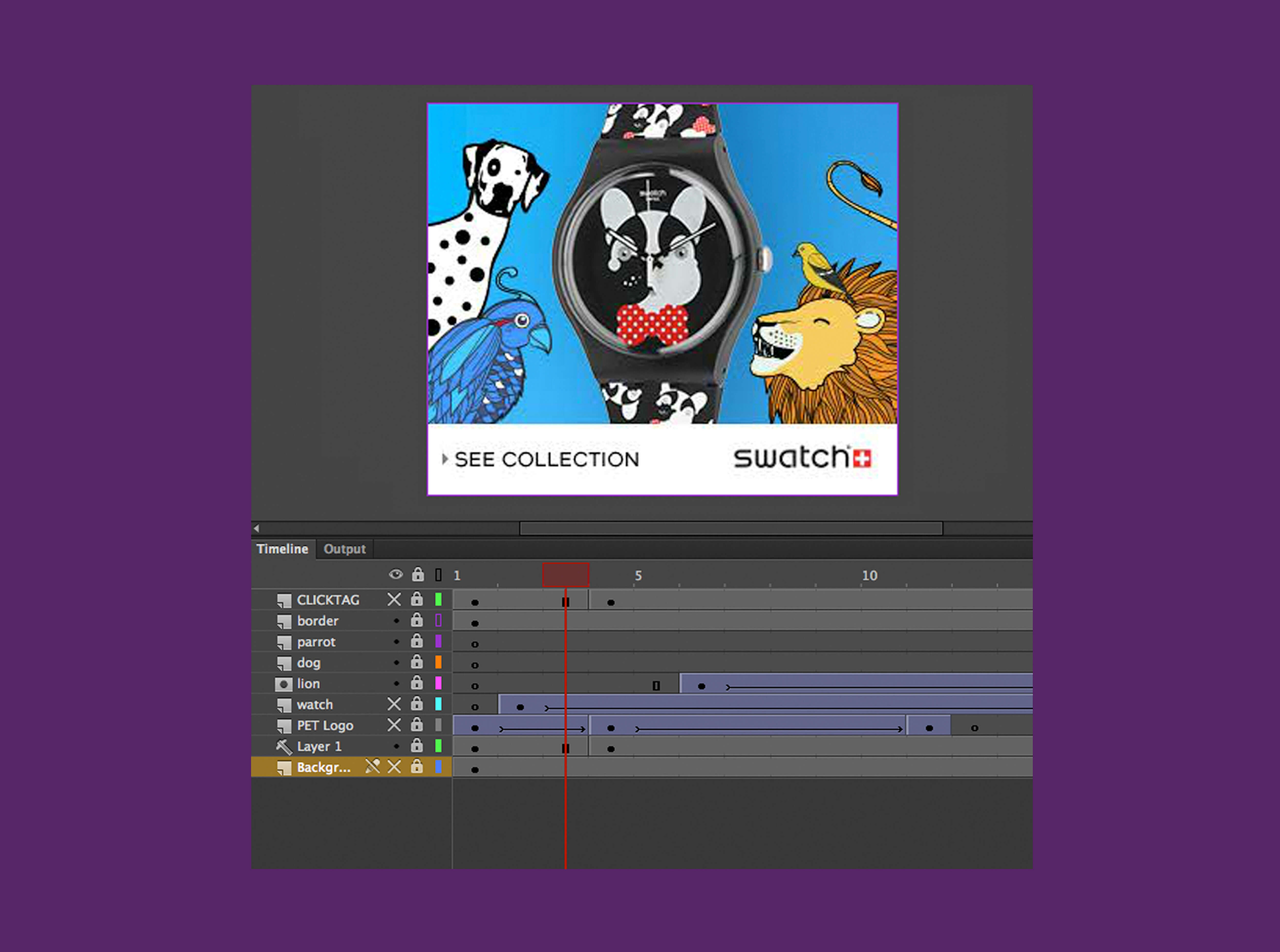 Animation, Engage your audience.