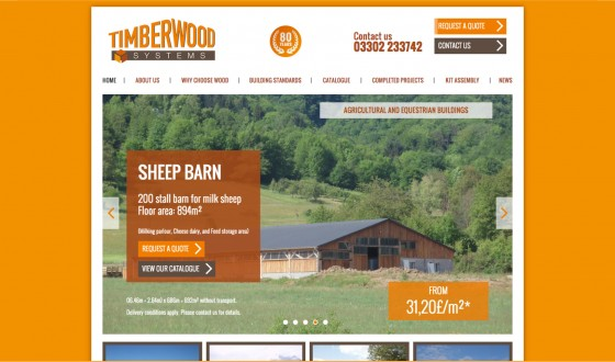 Timberwood Website