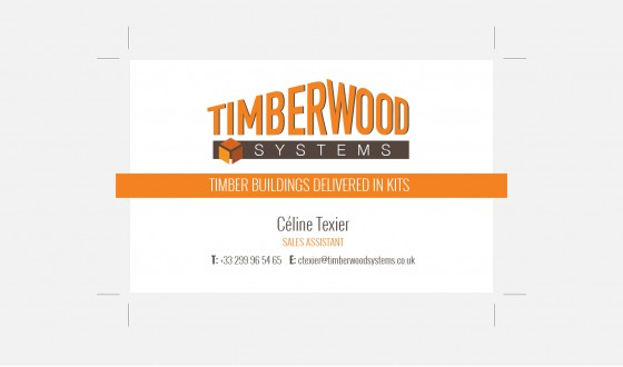 Timberwood Business Card