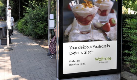 Waitrose Backlit