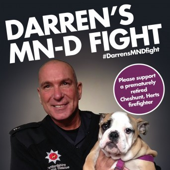 Darren's MN-D Fight