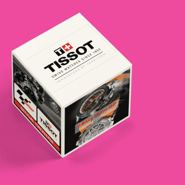 Point of Sale boxes for Tissot